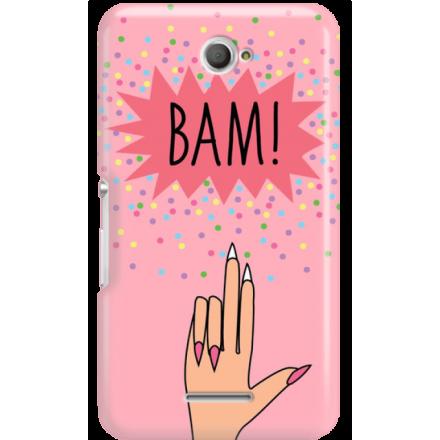 Etui na telefon Sony Xperia E4 Bam