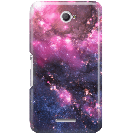 Etui na telefon Sony Xperia E4 Galaktyka