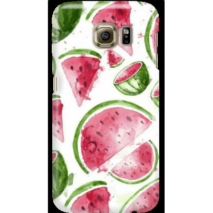 Etui na telefon Samsung Galaxy S6 Arbuzy