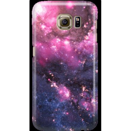 Etui na telefon Samsung Galaxy S6 Galaktyka
