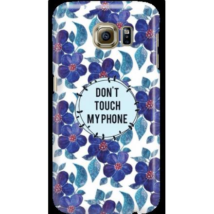 Etui na telefon Samsung Galaxy S6 Kwiaty