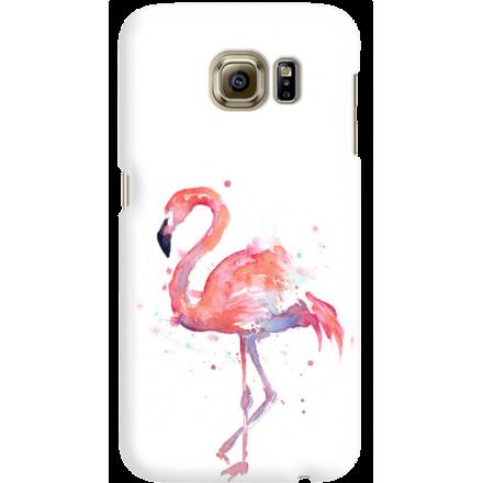Etui na telefon Samsung Galaxy S6 Malowany Flaming