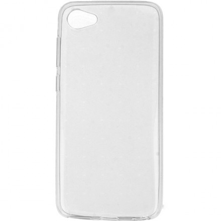 ETUI CLEAR 0.3mm HTC DESIRE 12 TRANSPARENTNY