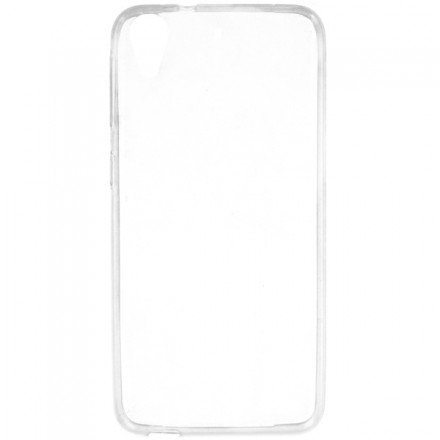 ETUI CLEAR 0.3mm HTC DESIRE 628 TRANSPARENTNY