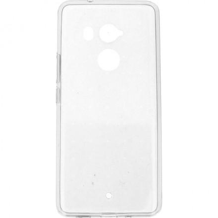 ETUI CLEAR 0.3mm HTC U11 PLUS TRANSPARENTNY