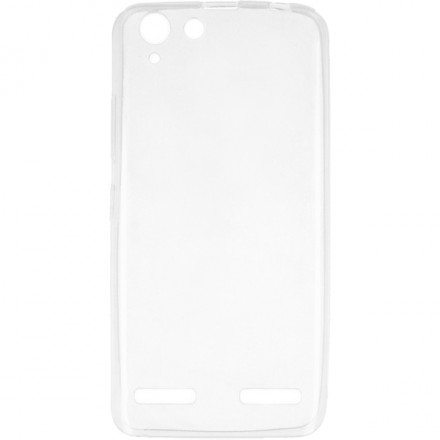 ETUI CLEAR 0.3mm LENOVO VIBE K5 NOTE TRANSPARENTNY