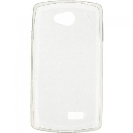 ETUI CLEAR 0.3mm LG F60 TRANSPARENTNY