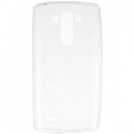 ETUI CLEAR 0.3mm LG G3 TRANSPARENTNY