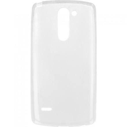 ETUI CLEAR 0.3mm LG G3 STYLUS TRANSPARENTNY