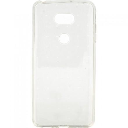 ETUI CLEAR 0.3mm LG V30 TRANSPARENTNY