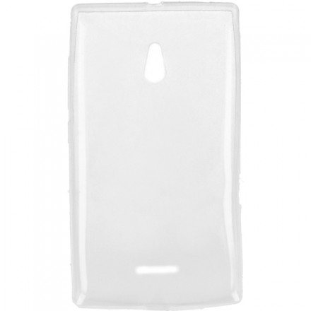 ETUI CLEAR 0.3mm NOKIA XL TRANSPARENTNY
