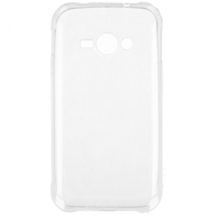 ETUI CLEAR 0.3mm SAMSUNG GALAXY J1 ACE TRANSPARENTNY
