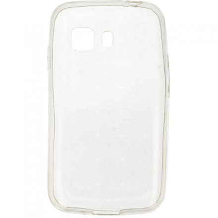 ETUI CLEAR 0.3mm SAMSUNG GALAXY YOUNG 2 TRANSPARENTNY