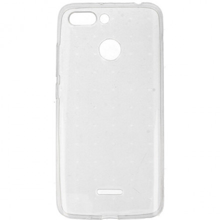 ETUI CLEAR 0.3mm XIAOMI REDMI 6 TRANSPARENTNY