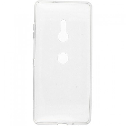 ETUI CLEAR 0.3mm SONY XPERIA XZ3 TRANSPARENTNY