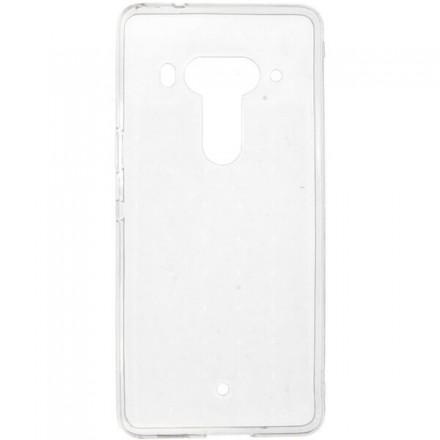 ETUI CLEAR 0.3mm HTC U12 PLUS TRANSPARENTNY
