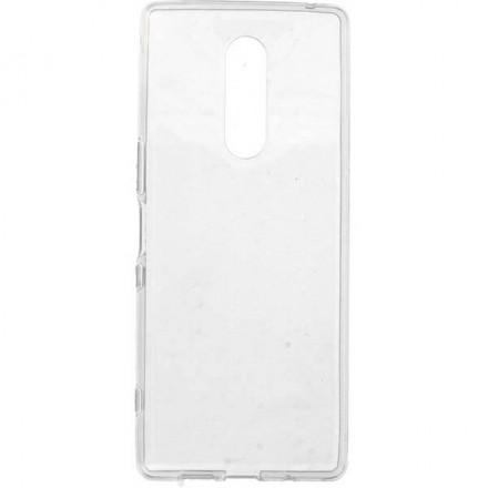 ETUI CLEAR 0.3mm SONY XPERIA XZ4 TRANSPARENTNY