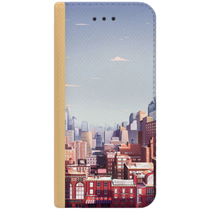 ETUI BOOK MAGNET NA TELEFON HTC 10 ZŁOTY CITY