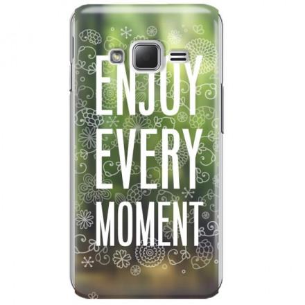 Etui na telefon SAMSUNG Z1 ENJOY EVERY MOMENT