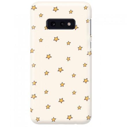 Etui na telefon SAMSUNG GALAXY S10E GWIAZDKI STARS