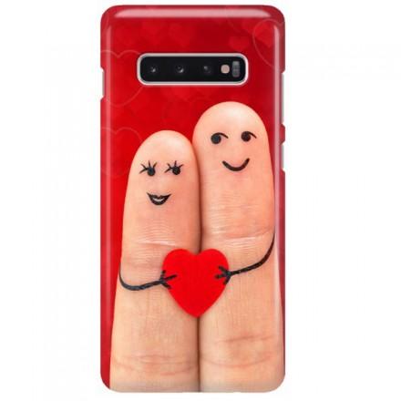 Etui na telefon SAMSUNG GALAXY S10 PLUS LOVE AND FUN