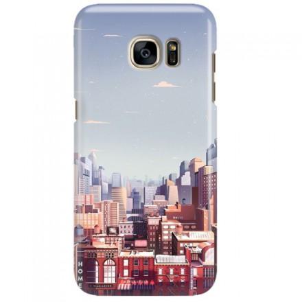 Etui na telefon SAMSUNG GALAXY S7 EDGE CITY