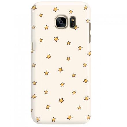 Etui na telefon SAMSUNG GALAXY S7 EDGE GWIAZDKI STARS