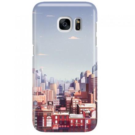 Etui na telefon SAMSUNG GALAXY S7 CITY