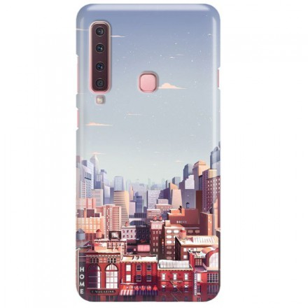 Etui na telefon SAMSUNG GALAXY A9 2018 CITY