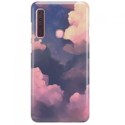 Etui na telefon SAMSUNG GALAXY A9 2018 CLOUDS