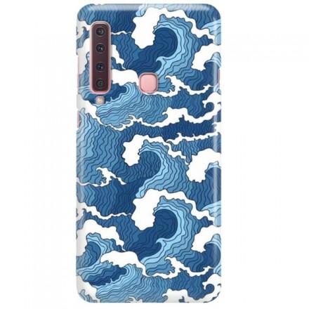 Etui na telefon SAMSUNG GALAXY A9 2018 FALE WAVES