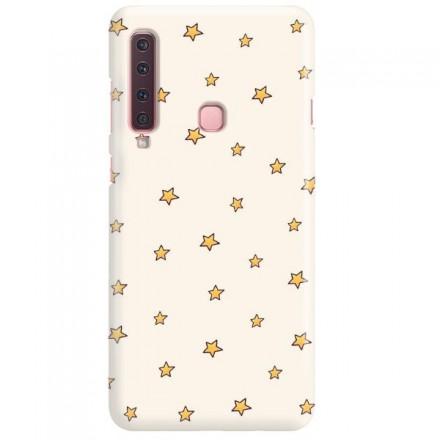 Etui na telefon SAMSUNG GALAXY A9 2018 GWIAZDKI STARS