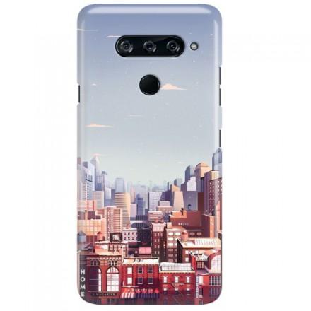Etui na telefon LG V40 CITY