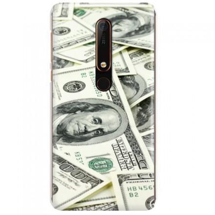 Etui na telefon NOKIA 6.1 DOLARS