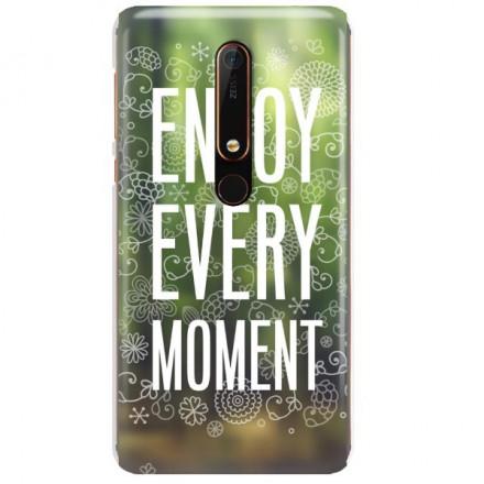 Etui na telefon NOKIA 6.1 ENJOY EVERY MOMENT