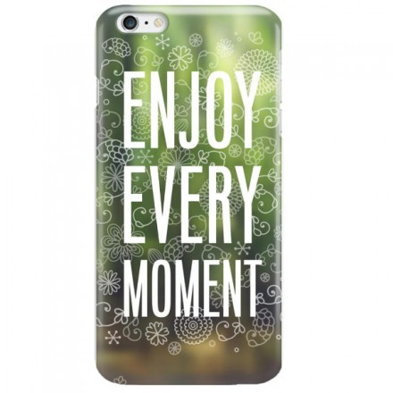 Etui na telefon APPLE IPHONE 6 PLUS / 6S PLUS ENJOY EVERY MOMENT