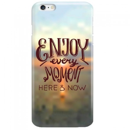 Etui na telefon APPLE IPHONE 6 PLUS / 6S PLUS ENJOY EVERY MOMENT 2