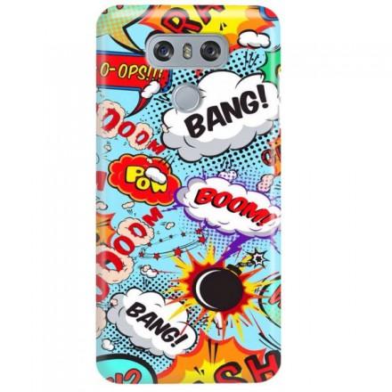 Etui na telefon LG G6 BANG