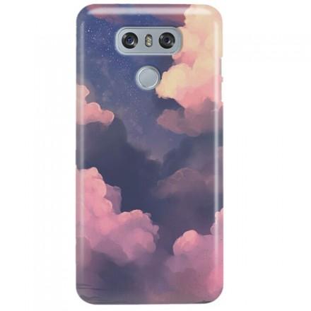 Etui na telefon LG G6 CLOUDS