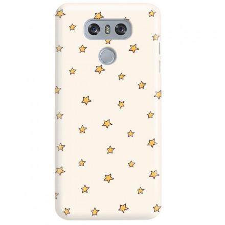 Etui na telefon LG G6 GWIAZDKI STARS