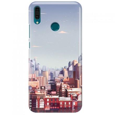 Etui na telefon HUAWEI Y9 2019 CITY