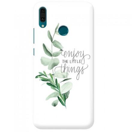Etui na telefon HUAWEI Y9 2019 ENJOY THE THINGS