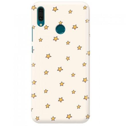 Etui na telefon HUAWEI Y9 2019 GWIAZDKI STARS