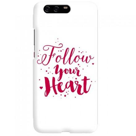 Etui na telefon HUAWEI P10 PLUS FOLLOW YOUR HEART