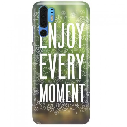 Etui na telefon HUAWEI P30 PRO ENJOY EVERY MOMENT