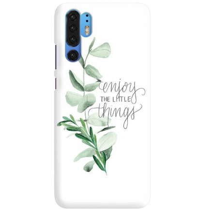 Etui na telefon HUAWEI P30 PRO ENJOY THE THINGS
