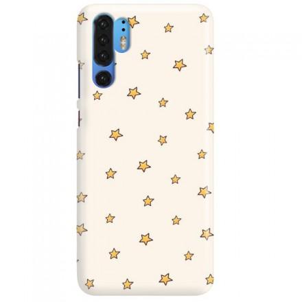 Etui na telefon HUAWEI P30 PRO GWIAZDKI STARS