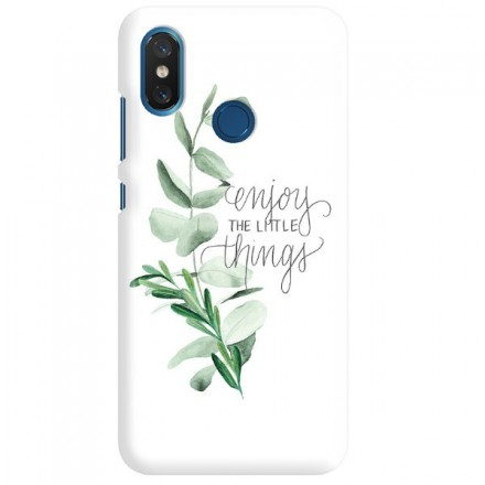 Etui na telefon XIAOMI MI8 ENJOY THE THINGS