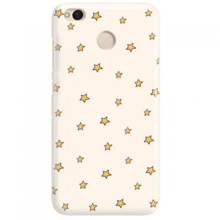 Etui na telefon XIAOMI REDMI 4X GWIAZDKI STARS