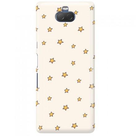 Etui na telefon SONY XPERIA XA3 GWIAZDKI STARS